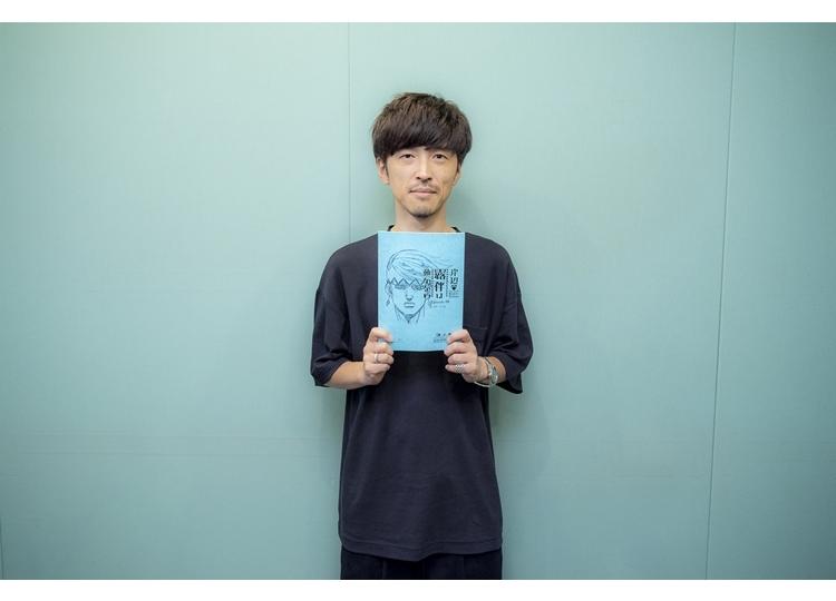 『岸辺露伴は動かない』新作OVA櫻井孝宏のコメントとスチールが到着
