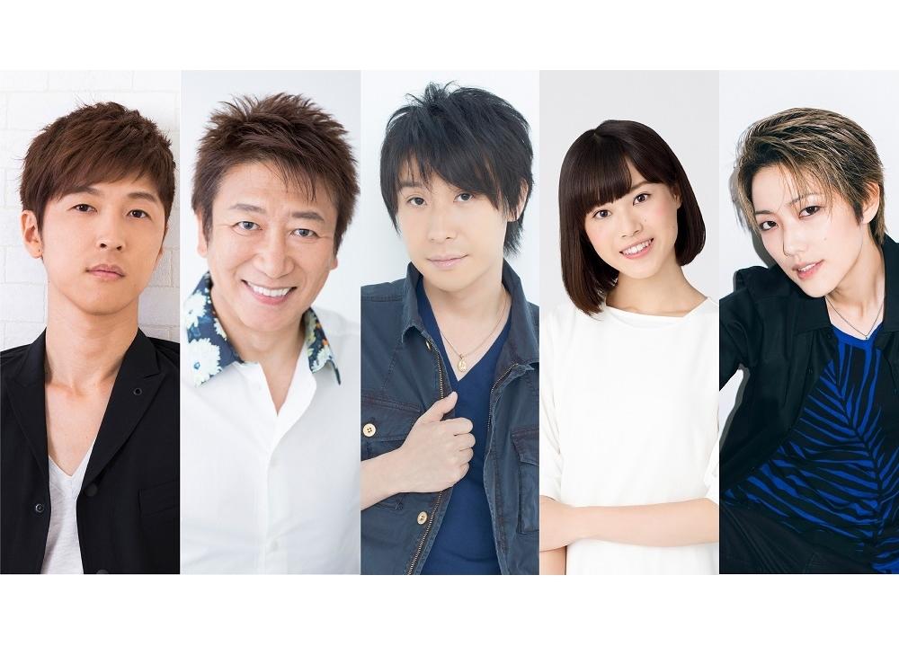『織田シナモン信長』追加声優5名とOP主題歌アーティスト決定
