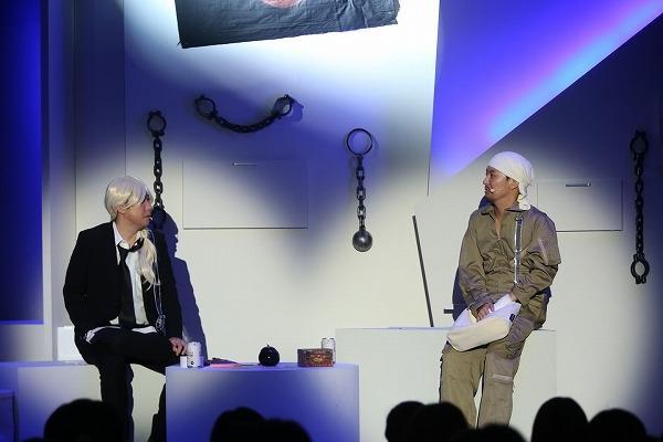 鈴村健一さん&吉野裕行さんがセリフで殴り合うような演技での攻防! 「AD-LIVE ZERO」東京公演(昼・夜公演)をレポート-17