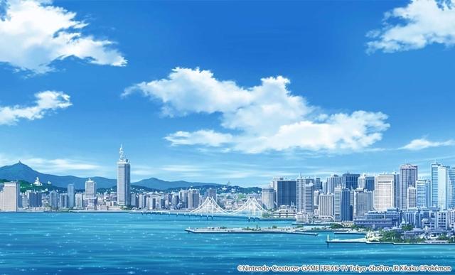 『ポケットモンスター』声優の中村悠一さん・花澤香菜さんが新キャラ役で出演決定、コメント到着! 美術設定も公開-4