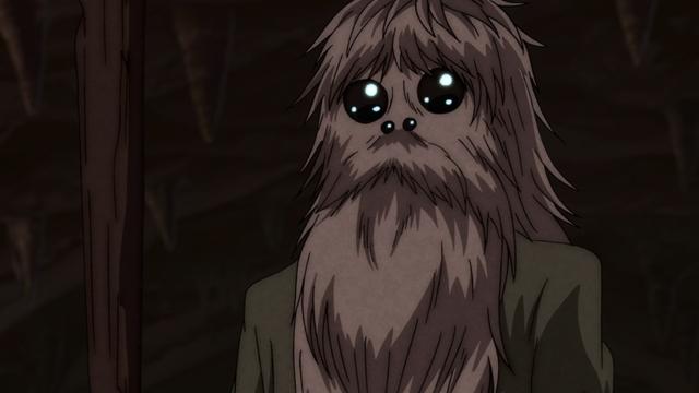 『ゲゲゲの鬼太郎』第77話「人間消失!猫仙人の復讐」より先行カット到着! 朱の盆役・チョーさんのコメントも公開-8