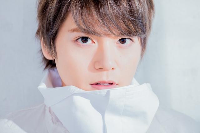 声優・内田雄馬さんの4thシングル「Rainbow」より、ジャケ写&アー写解禁! 表題曲の試聴動画も大公開