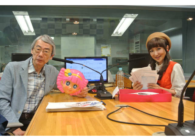 小森まなみ&ミンキー・ヤス|ラジオ『RADIコミスペシャル』レポ