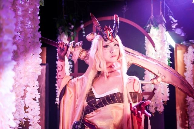『FGO』期間限定イベント「復刻:神秘の国のONILAND!! ~鬼の王とカムイの黄金~ ライト版」開催中! 酒吞童子と茨木童子に扮するコスプレイヤーを特集!