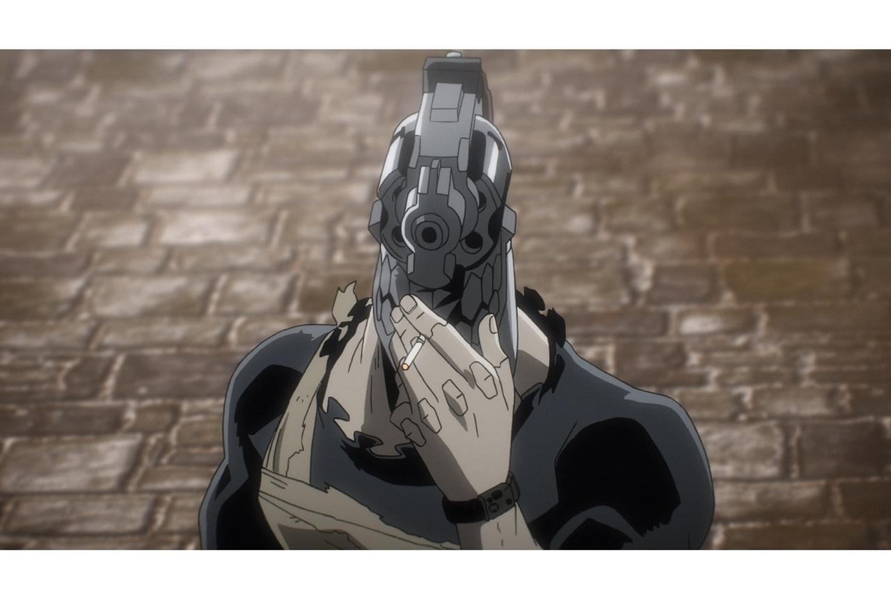 秋アニメ『ノー・ガンズ・ライフ』第2話あらすじ&場面カット到着