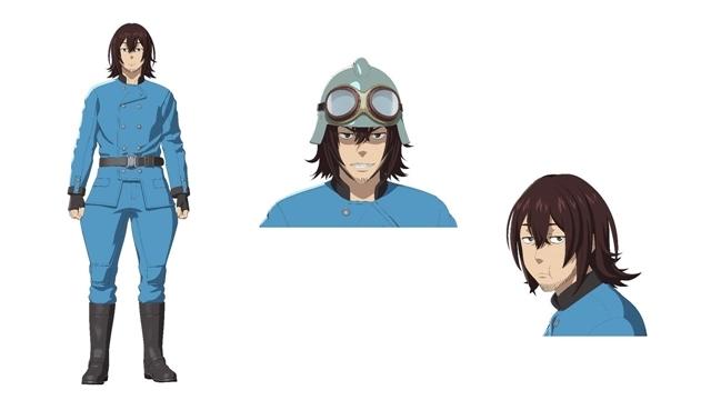 『空挺ドラゴンズ』声優・前野智昭さん演じる主人公ミカの魅力に迫る! キャラクター映像第1弾が解禁、新規場面カットも公開-2