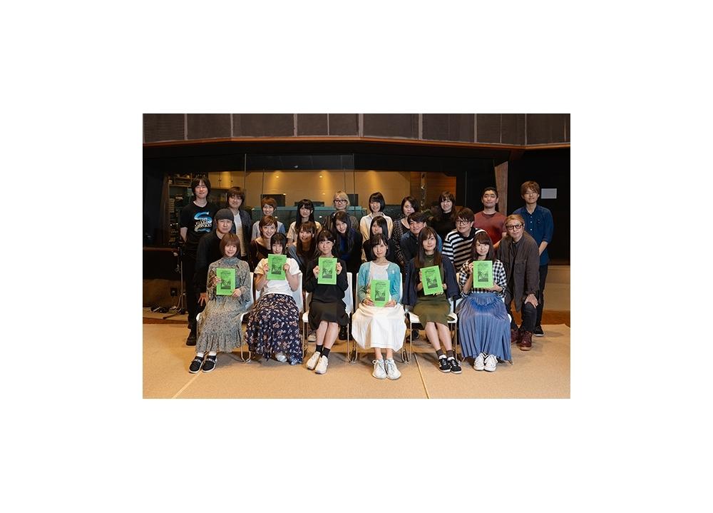 劇場版『シンカリオン』出演声優5名からコメント到着!