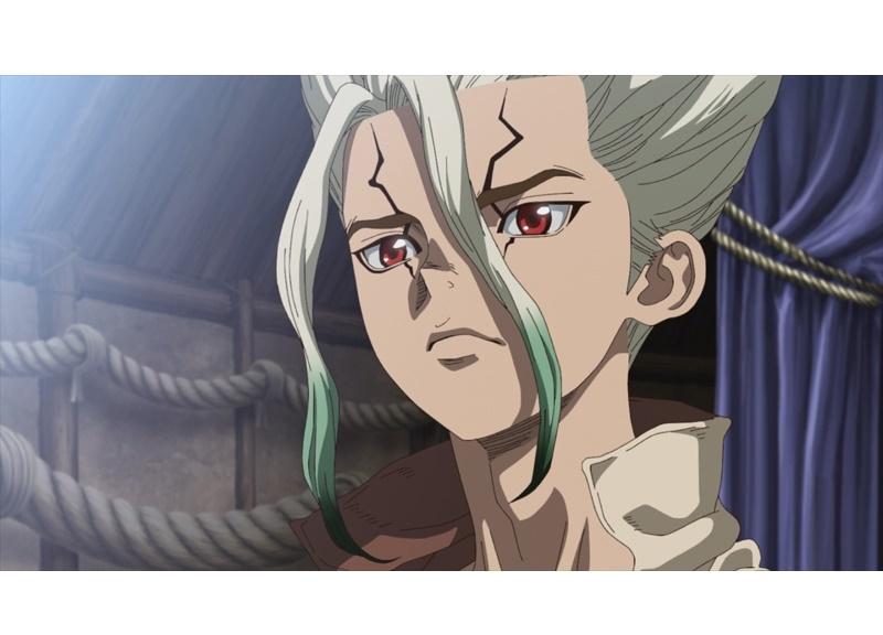 TVアニメ『Dr.STONE』第16話あらすじ&場面カット到着