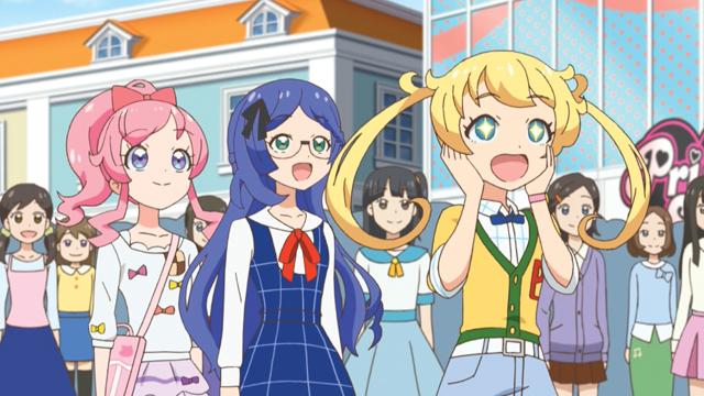 TVアニメ『キラッとプリ☆チャン』第80話先行場面カット・あらすじ到着!アンジュの発案で仮面舞踏会の開催が決定して……-2