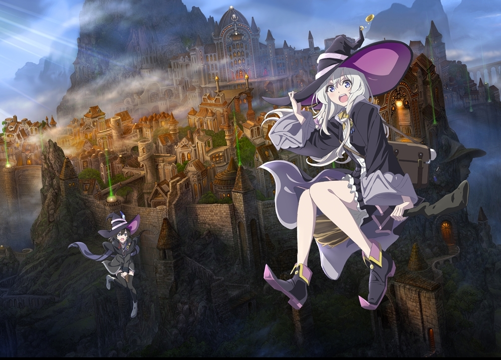 『魔女の旅々』がTVアニメ化決定! 出演声優も解禁