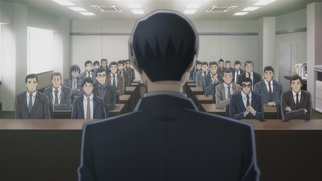 秋アニメ『バビロン』より、第4話「追跡」のあらすじ&先行場面カットが到着! 正崎の元に新任事務官として瀬黒が配属される-5