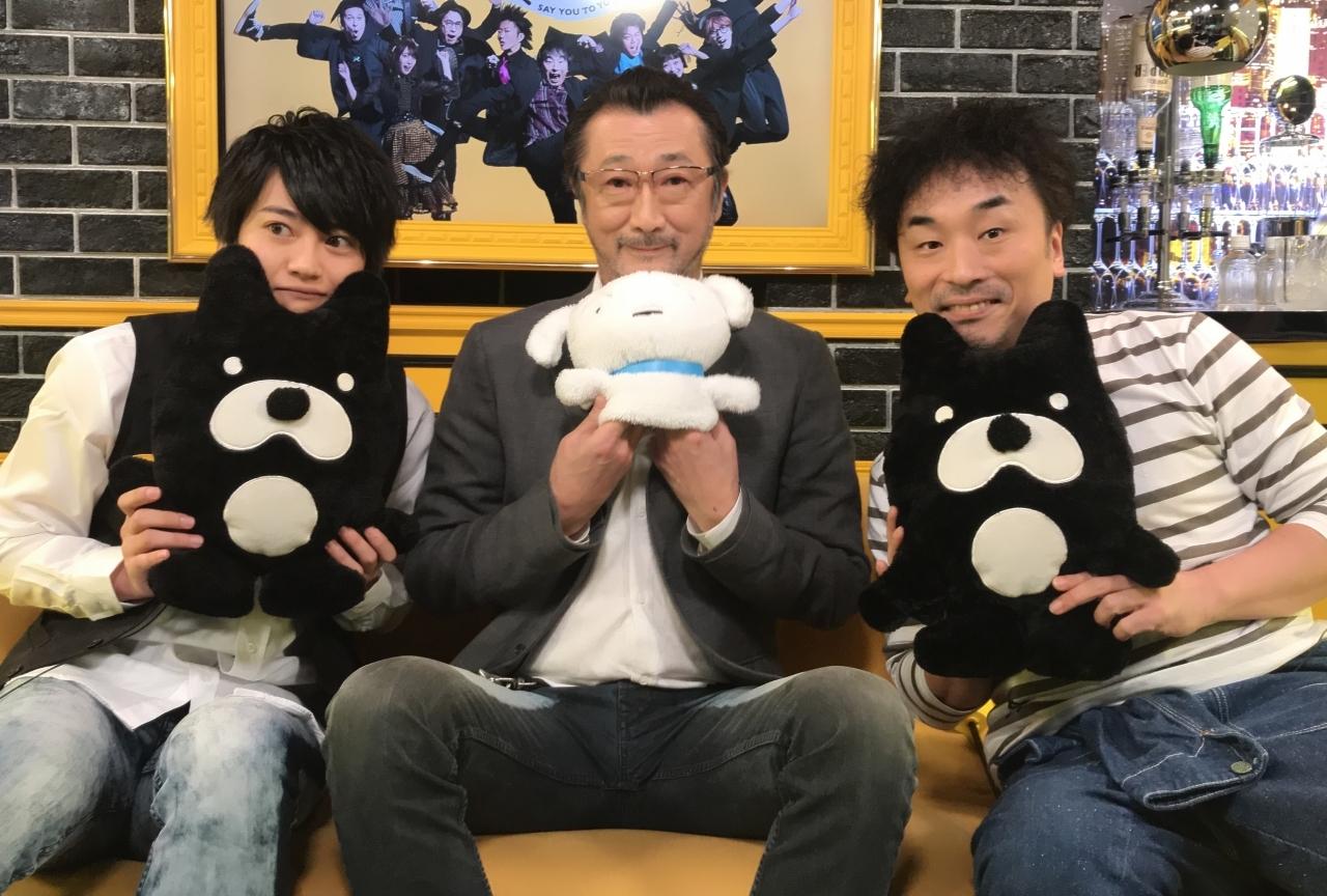 『声優と夜あそび【金】#27は大塚明夫がゲスト!番組レポ到着