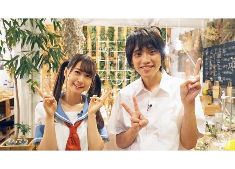 声優・芹澤優がゲスト10月の「ミューコミプラスTV」はアニメ『上野さんは不器用』特集