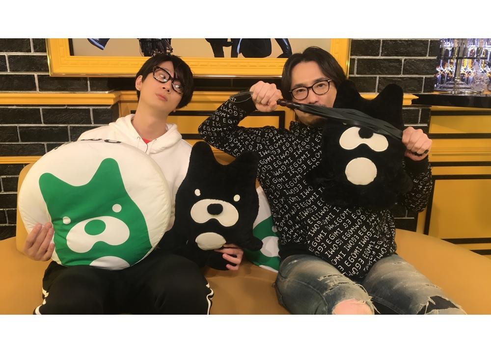 『声優と夜あそび【月:安元洋貴×江口拓也】#28』の公式レポート到着!