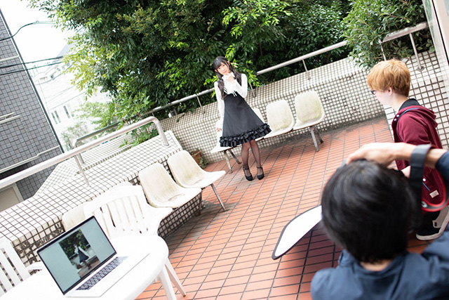 11月3日開催の「LIVE of Re:Union」より、小原莉子さんの公式インタビュー到着! 撮影オフショットも解禁-4