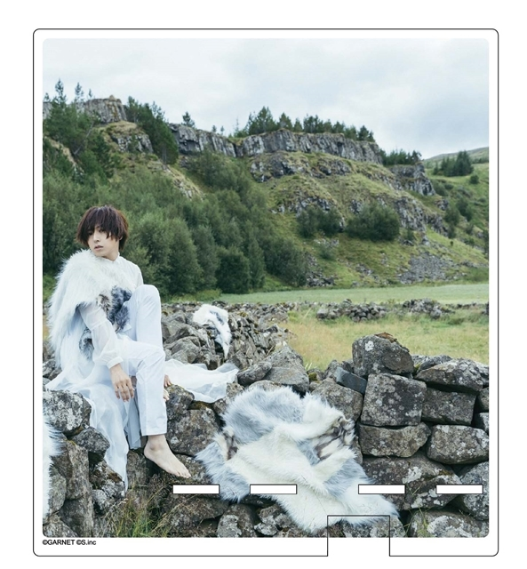 人気声優・蒼井翔太さんの写真集「生きていく」発売を記念して、アニメイトカフェキッチンカーとコラボ決定! オンリーショップグッズも解禁-5
