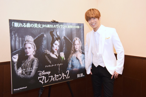 映画『マレフィセント2』日本語吹替版のフィリップ王子役・小野賢章さんインタビュー|「そのままの君でいいんだ」と言ってくれる男性はすごく素敵-3