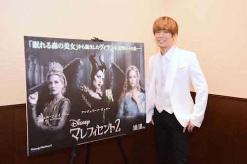 映画『マレフィセント2』日本語吹替版のフィリップ王子役・小野賢章さんインタビュー|「そのままの君でいいんだ」と言ってくれる男性はすごく素敵-1