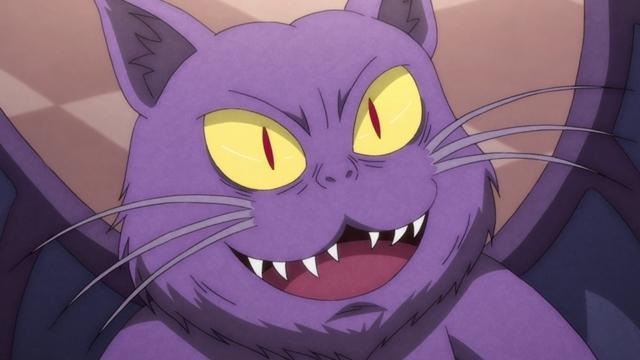 『ゲゲゲの鬼太郎』第79話「こうもり猫のハロウィン大爆発」より先行カット到着! こうもり猫(CV:草尾毅)は、ねずみ男にある頼み事を……-8