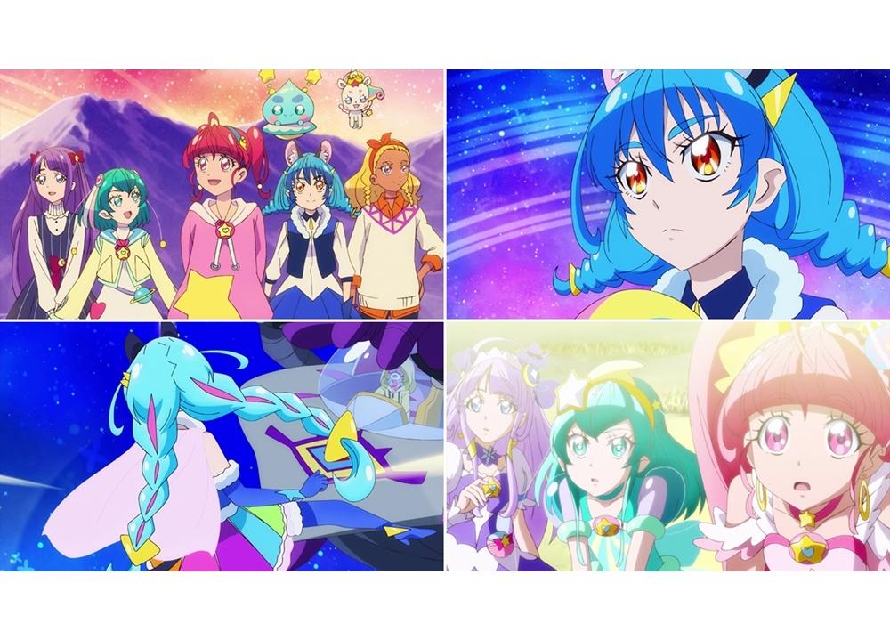 『スタプリ』第38話「輝け!ユニのトゥインクルイマジネーション☆」より先行カット到着!