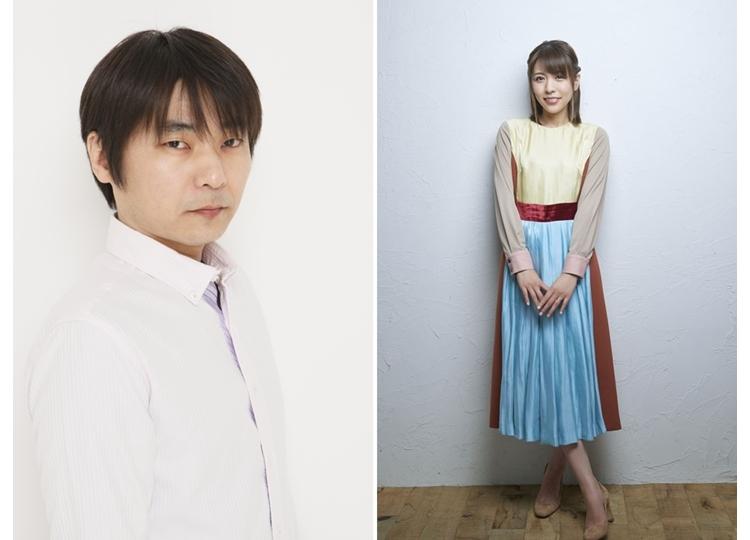 TVアニメ『Dr.STONE』氷月役を石田彰、ほむら役を豊崎愛生が担当