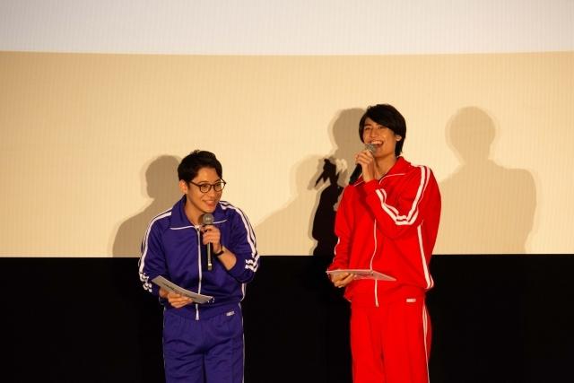 エンディングテーマにも注目! 甲斐田ゆきさん、森久保祥太郎さん登壇の『テニスの王子様 BEST GAMES!! 不二 vs 切原』の完成披露舞台挨拶付き上映会レポート-3