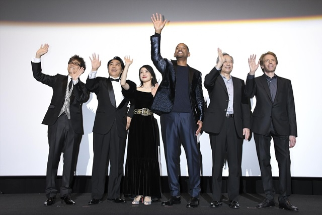 映画『ジェミニマン』吹替版本編映像が公開!声優・江原正士さん演じる現在のウィルと山寺宏一さん演じる若きウィルが対峙する