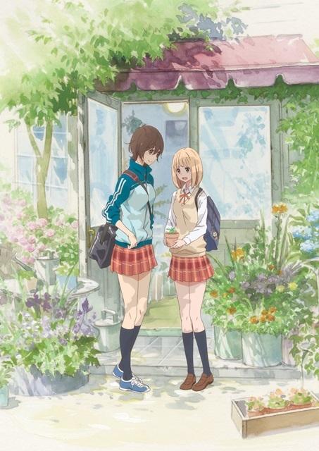 劇場OVA『フラグタイム』公開直前を記念して、『あさがおと加瀬さん。』の無料上映会が開催決定!
