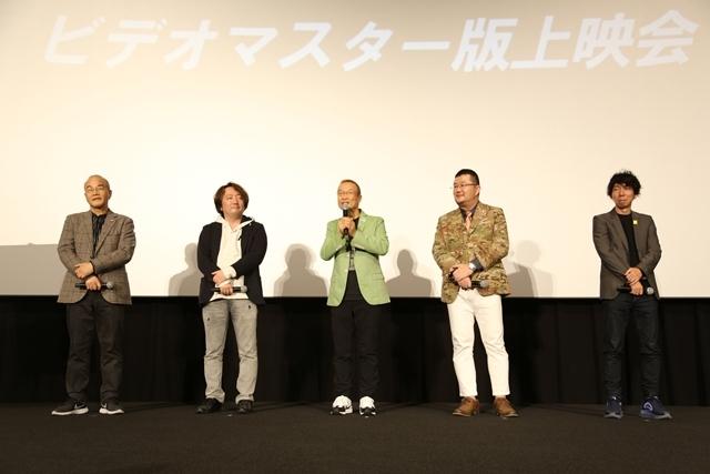 映画『劇場版シティーハンター <新宿プライベート・アイズ>』Blu-ray&DVD発売記念、「ビデオマスター版舞台挨拶付き上映会」のオフィシャルレポートが到着!