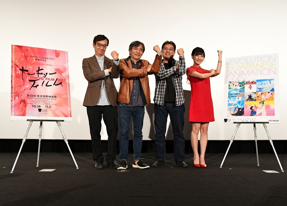 『プロメア』東京国際映画祭イベントより公式レポート到着!