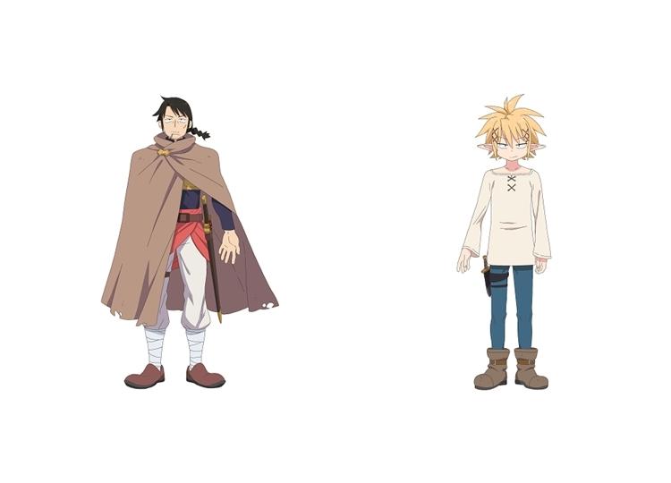 TVアニメ『異種族レビュアーズ』KV、キャラクター設定ほか最新情報到着