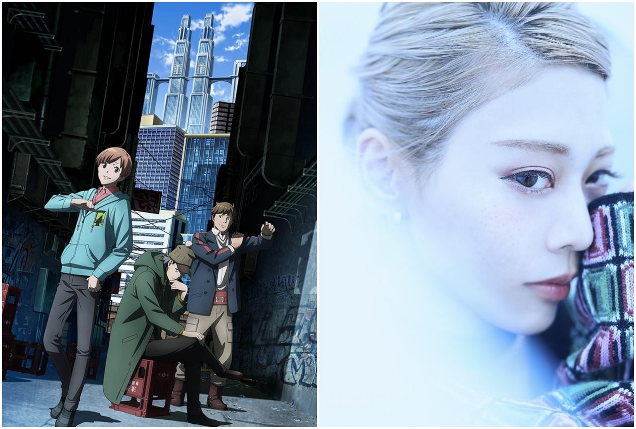ロザリーナ『歌舞伎町シャーロック』ED「百億光年」インタビュー