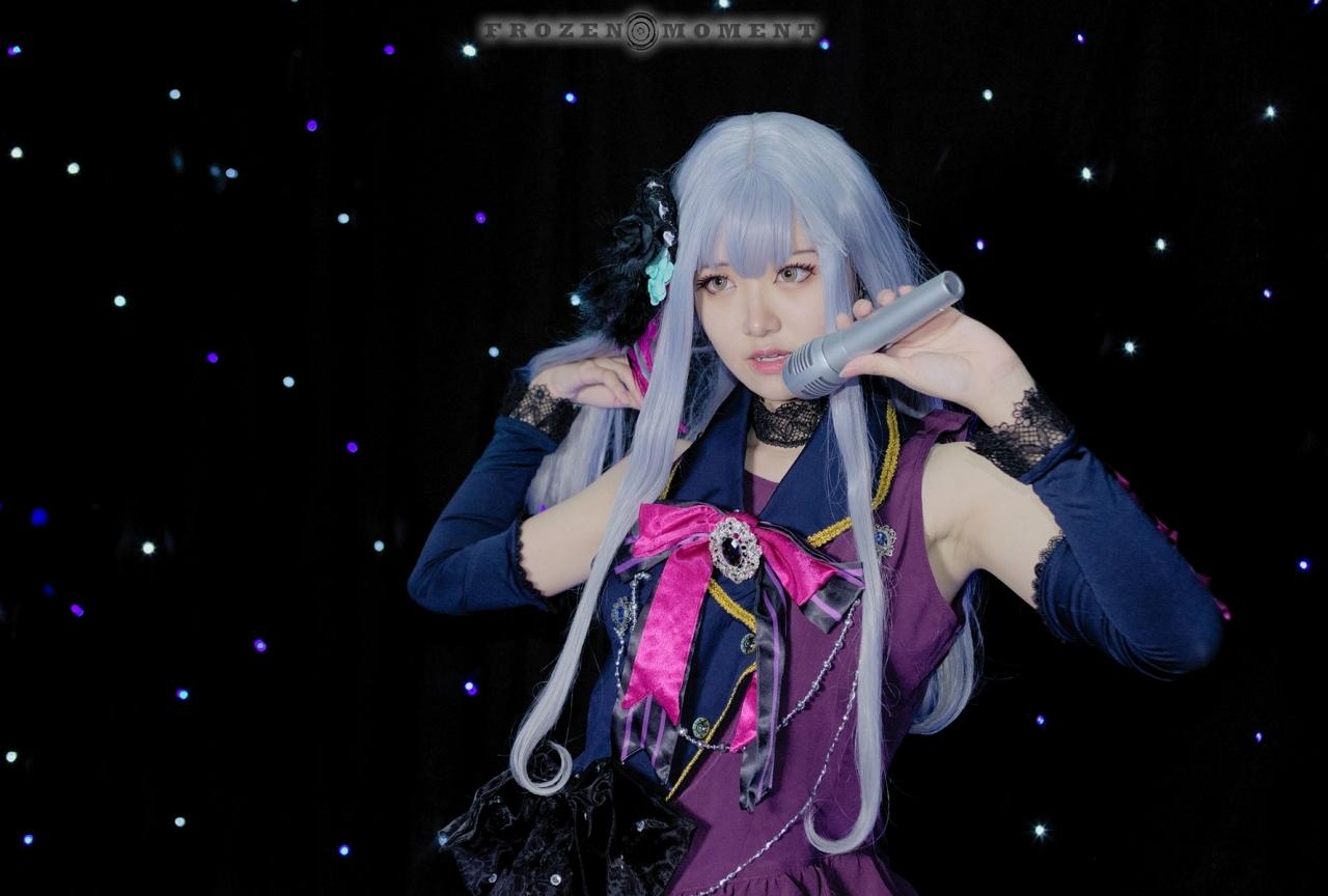 『バンドリ』RoseliaライブBD発売記念コスプレ特集