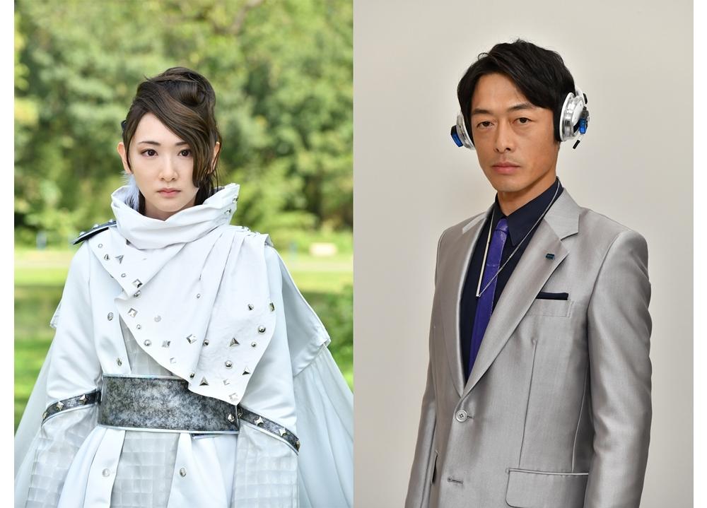 劇場版『仮面ライダー』最新作、生駒里奈・和田聰宏が出演決定!
