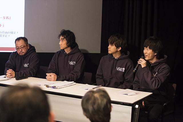 三木眞一郎さん、浪川大輔さん、石川界人さん、畠中祐さんたちが声優初となるレーシングチーム・VARTを発足!