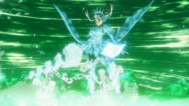 ブラッククローバー第108話戦場の舞姫(まいひめ)