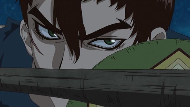 TVアニメ『Dr.STONE』より、第18話「STONE WARS」あらすじ&先行場面カット到着!-6