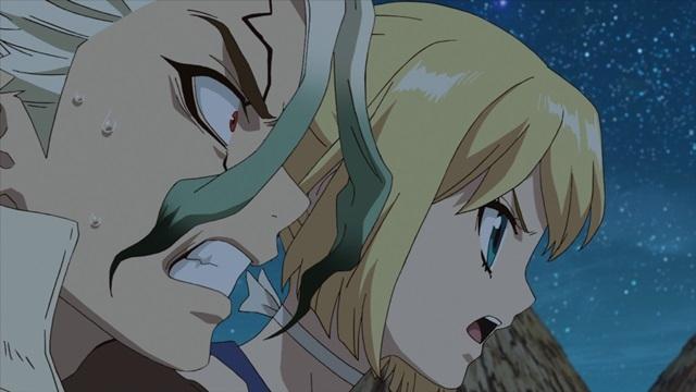 TVアニメ『Dr.STONE』より、第18話「STONE WARS」あらすじ&先行場面カット到着!-8