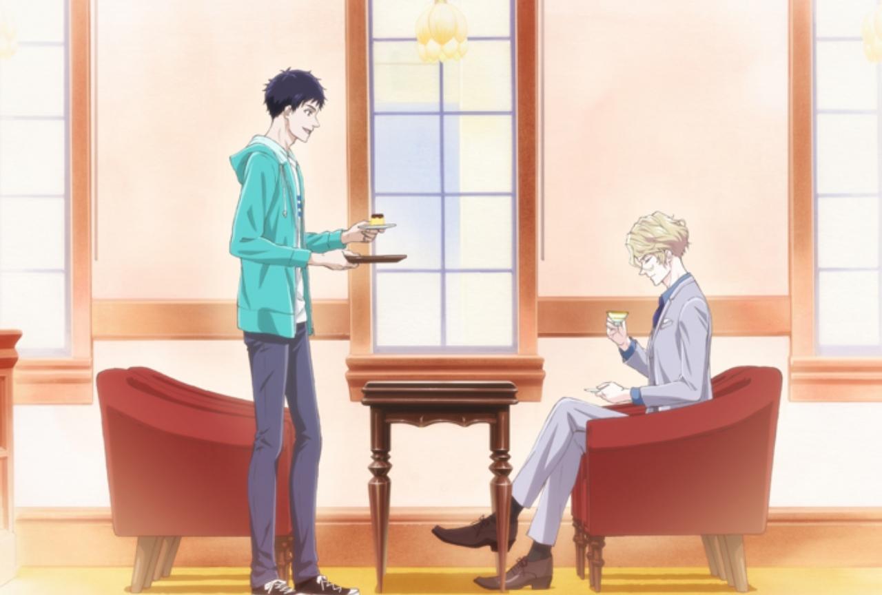 TVアニメ『宝石商リチャード氏の謎鑑定』キービジュアル&放送局などが公開!