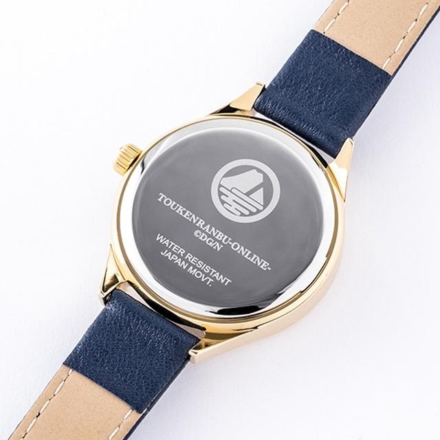 『刀剣乱舞-ONLINE-』より、山姥切国広や堀川国広などの「極」姿をイメージした腕時計が登場-5