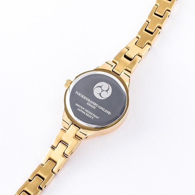 『刀剣乱舞-ONLINE-』より、山姥切国広や堀川国広などの「極」姿をイメージした腕時計が登場-18