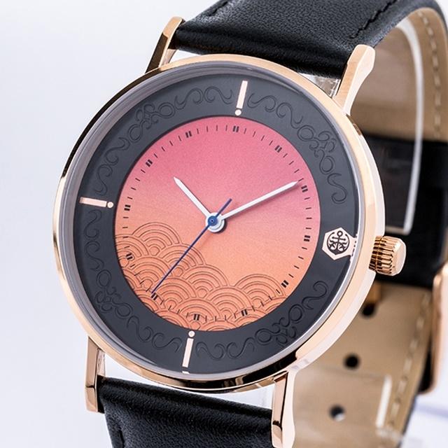 『刀剣乱舞-ONLINE-』より、山姥切国広や堀川国広などの「極」姿をイメージした腕時計が登場-30