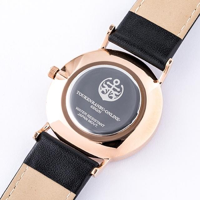『刀剣乱舞-ONLINE-』より、山姥切国広や堀川国広などの「極」姿をイメージした腕時計が登場-31