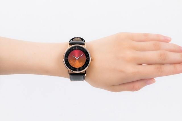 『刀剣乱舞-ONLINE-』より、山姥切国広や堀川国広などの「極」姿をイメージした腕時計が登場-40