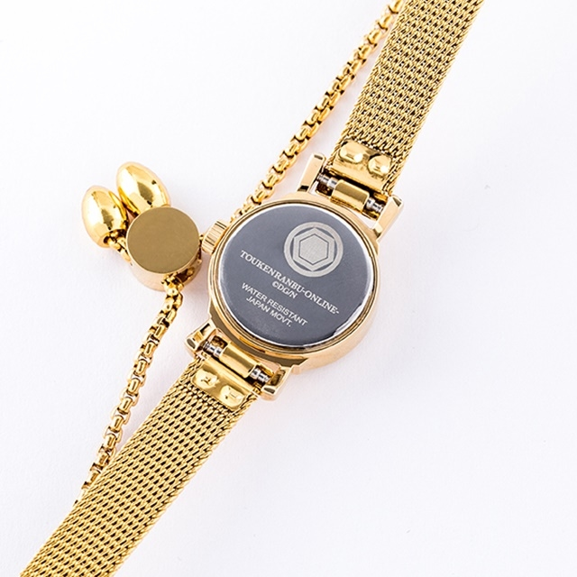 『刀剣乱舞-ONLINE-』より、山姥切国広や堀川国広などの「極」姿をイメージした腕時計が登場-44