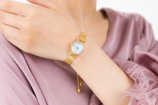 『刀剣乱舞-ONLINE-』より、山姥切国広や堀川国広などの「極」姿をイメージした腕時計が登場-52