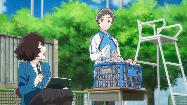 秋アニメ『星合の空』第5話あらすじ&場面カット到着! 今までにないほどやる気に満ちる男子ソフトテニス部。しかし、眞己の心は暗いままで……