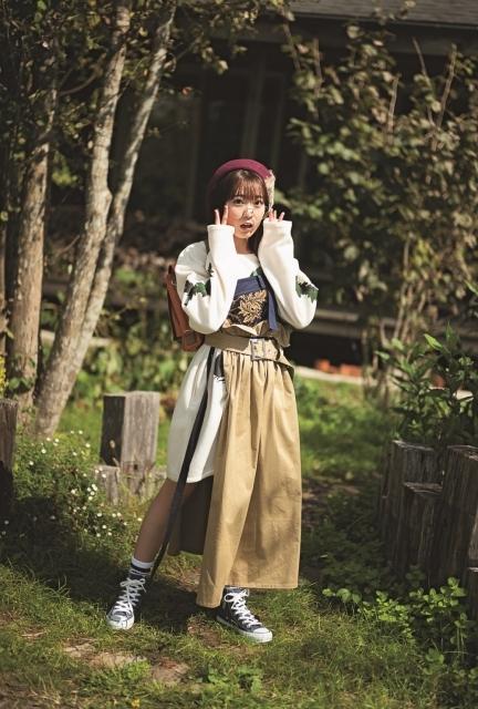 声優・斉藤朱夏さんを26ページにわたる大ボリュームで特集した『B.L.T. VOICE GIRLS Vol.40』が本日、11月7日に発売!Another Side Coverには小倉唯さんが登場-3