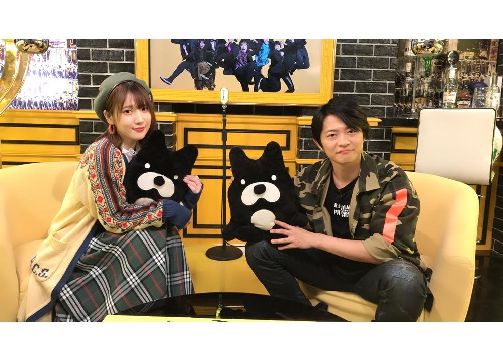 『声優と夜あそび【水:下野紘×内田真礼】#30』の公式レポート到着!