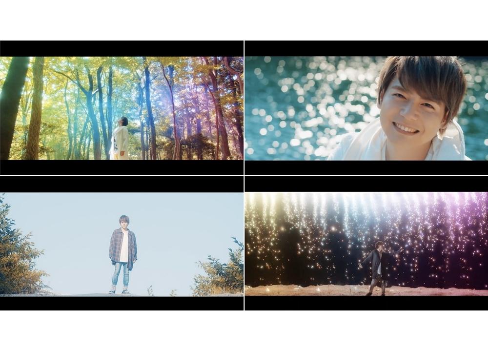 内田雄馬の4thシングルより、表題曲「Rainbow」のMV公開